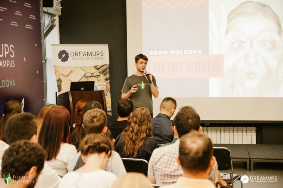 Înregistrează-te la cel mai mare program de lansare a startupurilor din lume, Founder Institute Chisinau 2018