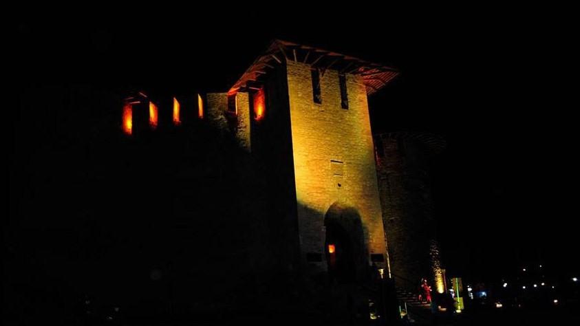 """""""Focul iadului la Cetatea Soroca"""". Mitropolia solicită ca pe viitor să nu se mai organizeze Halloween-ul în cetate"""