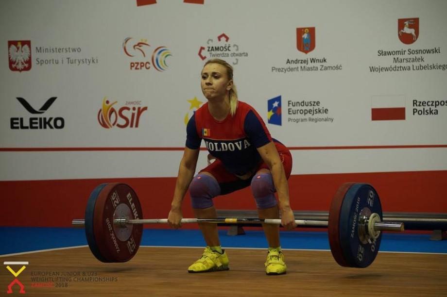 Halterofilele moldovence s-au clasat în top 10 sportivi la campionatul mondial din Turkmenistan. Cine sunt acestea