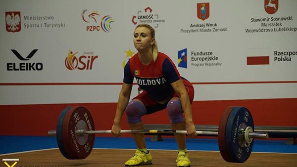 Patru halterofili moldoveni vor evolua la Mondialul de la Așhabad