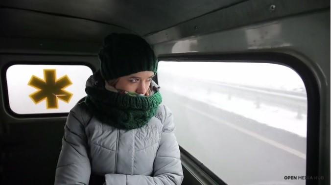 """(video) Being 20. """"Am fost aici înainte de război, era plin de viață"""". Istoria unei tinere jurnaliste din Donețk"""