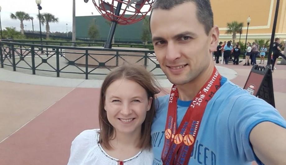 (foto) Un moldovean a câștigat 2 medalii la Campionatul SUA la Taekwon-Do. Cine este acesta