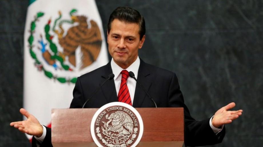Preşedintele Mexicului este acuzat că ar fi primit șase milioane de dolari mită de la baronul drogurilor din ţară