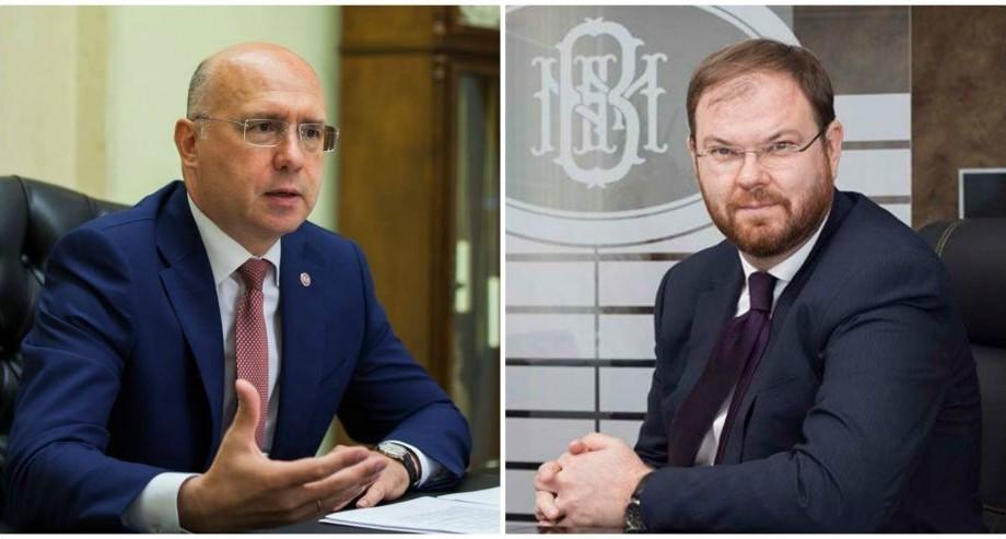 Cum comentează Pavel Filip demisia lui Sergiu Cioclea din funcția de guvernator al Băncii Naționale