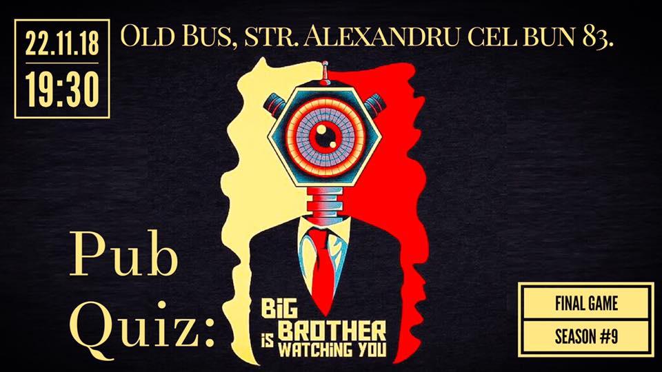 quiz big brother