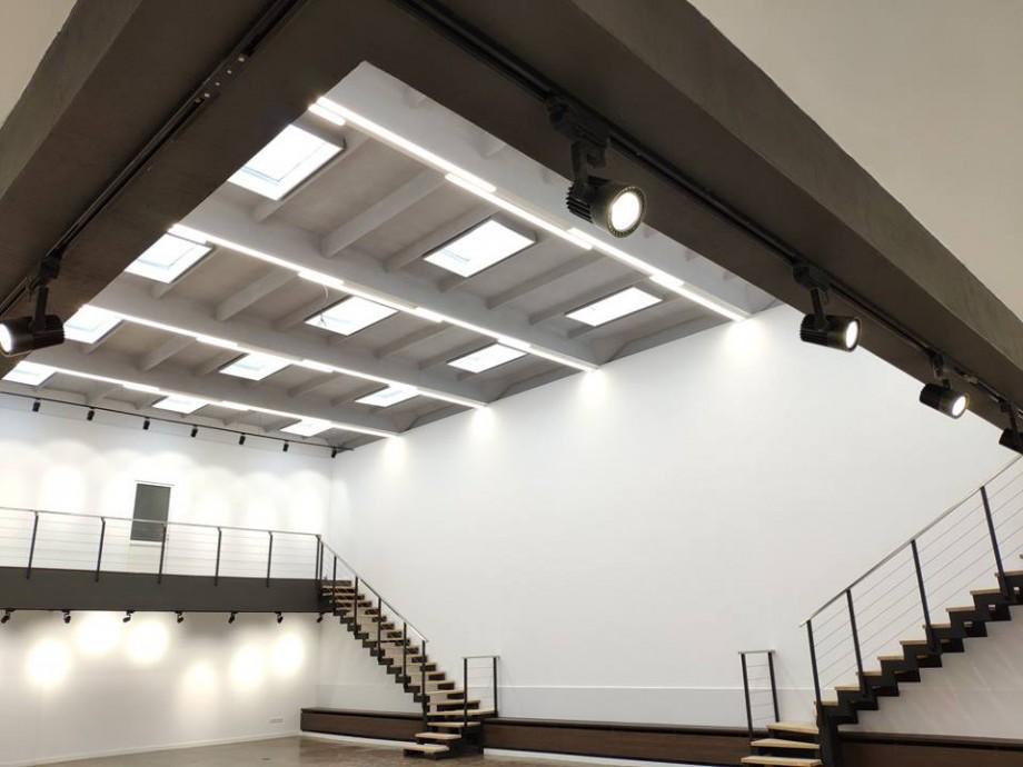 (foto) Universitatea Tehnică din Moldova va avea propria sală de expoziții unde studenții își vor expune lucrările