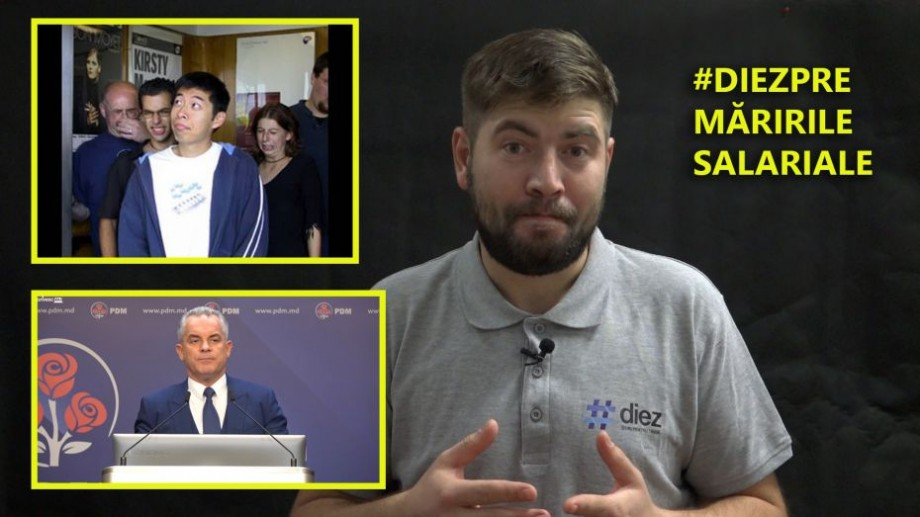 (video) #DIEZPRE majorările de salarii. Guvernele au mărit salariile (aproape) de fiecare dată în pragul alegerilor sau în campania electorală