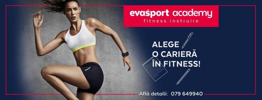 (video) Visezi la o carieră ca antrenor de fitness?  Descoperă Școala de Fitness Evaśport Academy