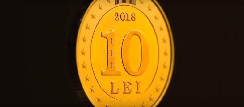 (video) Moneda de 10 lei cu caracter comemorativ va putea fi obținută la ghișeul BNM. Cum arată aceasta