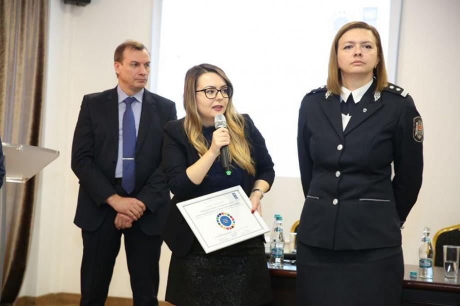 Opt instituții din Moldova au obținut diplome pentru eforturile lor de a avansa egalitatea de gen