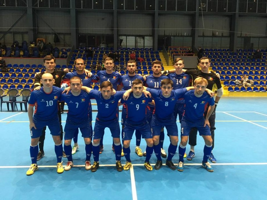 Naționala de futsal a Moldovei a repurtat o nouă victorie împotriva echipei similară a Bulgariei