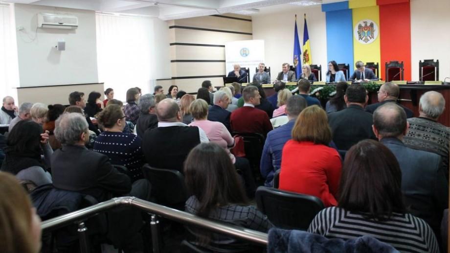 CEC a organizat un seminar cu președinții Consiliilor electorale ale circumscripțiilor uninominale