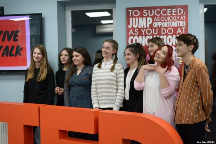Ești elevă la liceu și vrei să-ți descoperi pasiunile și ambițiile de lider?