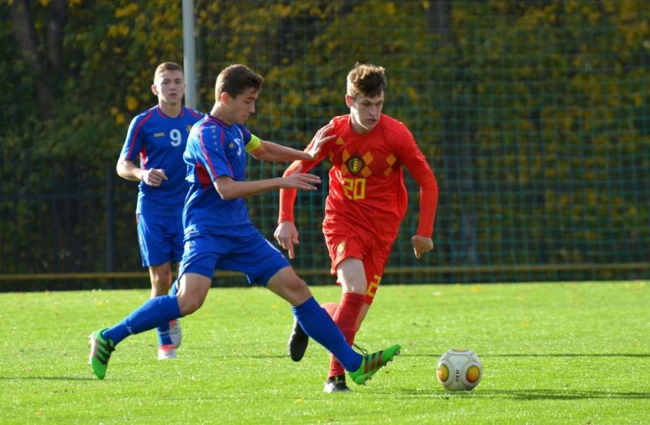 Naționalele de juniori a Moldovei și-au aflat adversarii din cadrul preliminariilor Campionatului European 2019-2020