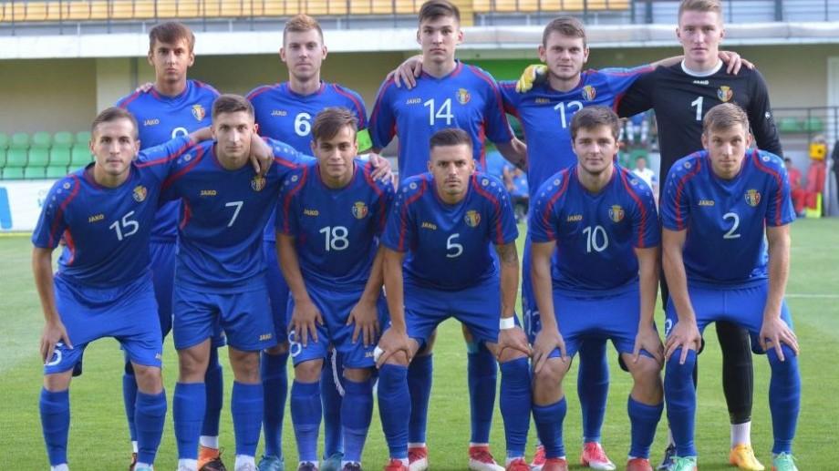 Moldova U21 și-a aflat adversarii din grupele preliminare a Campionatului European de tineret din 2021