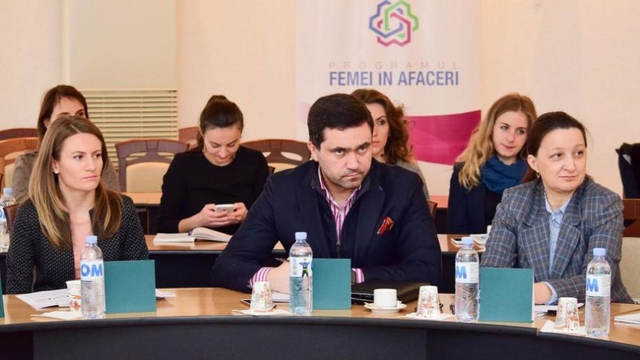 Finanțare nerambursabilă în valoare de peste 14 milioane de lei. 101 de afaceri gestionate de femei vor beneficia de granturi