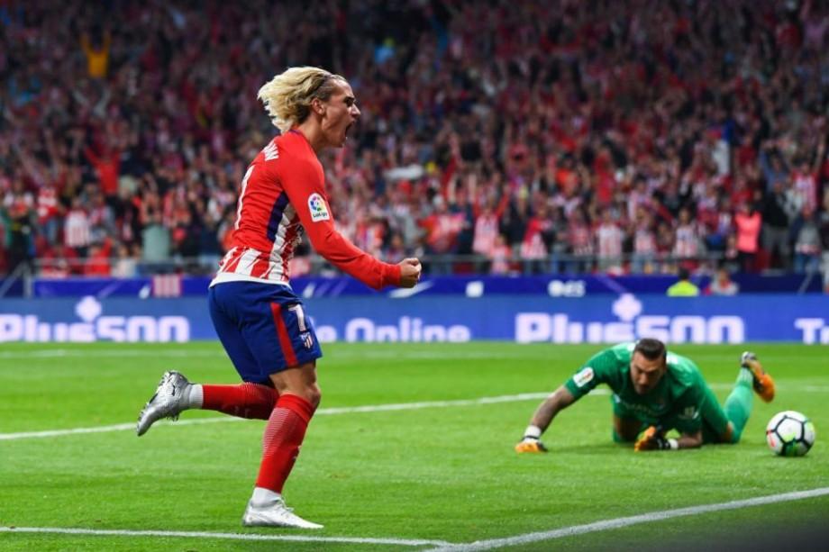 (video) Antoine Griezmann cel mai bun pentru Atletico Madrid în LaLiga Santander. Ce performanță a înregistrat acesta