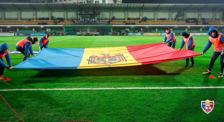 FIFA a publicat ultimul clasament al anului 2018. Pe ce poziție s-a clasat naționala Moldovei de fotbal