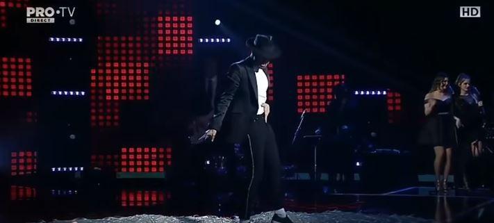 (video) Bogdan Ioan a câștigat ediția acestui an la Vocea României. În finală a interpretat încă o piesă de Michael Jackson