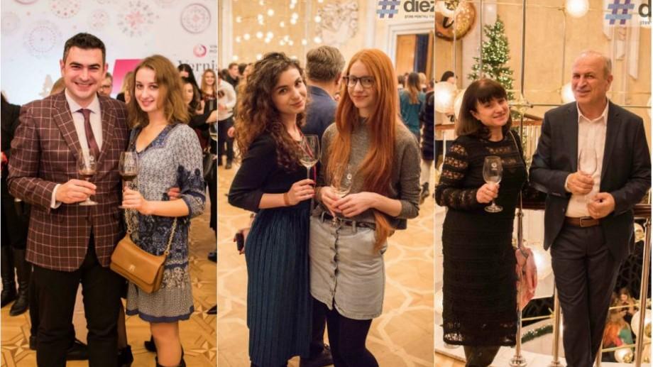 (foto) Oameni frumoși, vinuri bune și atmosferă plăcută. Cum s-a desfășurat cea de XV-a ediție a Vernisajului Vinului