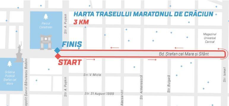 Traficul pe Bulevardul Ștefan cel Mare va fi suspendat. Cum va circula transportul public în această duminică