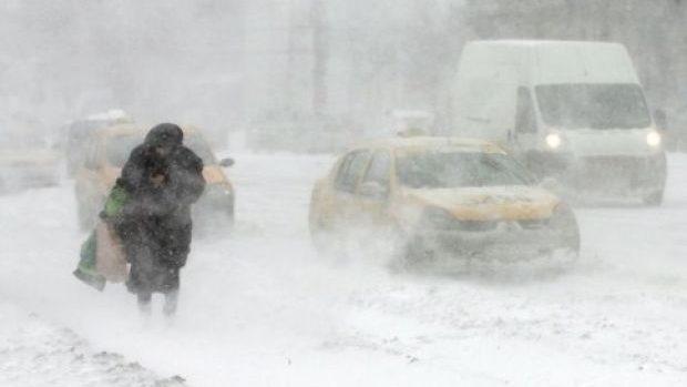 În atenția celor care vor să călătorească în România! Cod galben de ninsori în nouă județe