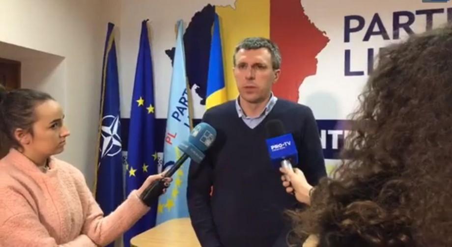 (video) Partidul Liberal va participa în alegerile parlamentare din 24 februarie, în cadrul blocului ACUM