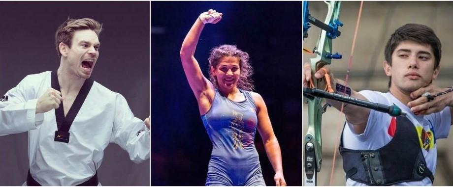 (foto) Lista celor mai buni sportivi din Republica Moldova în anul 2018