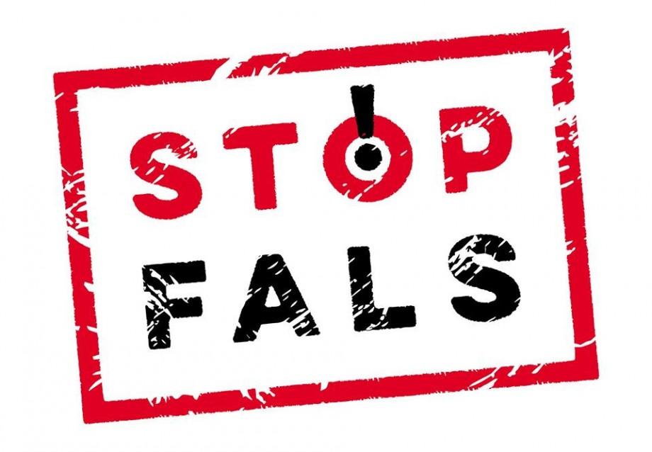(video) Pe Facebook circulă o pagină-clonă Stop Fals. Internauții sunt rugați să o raporteze