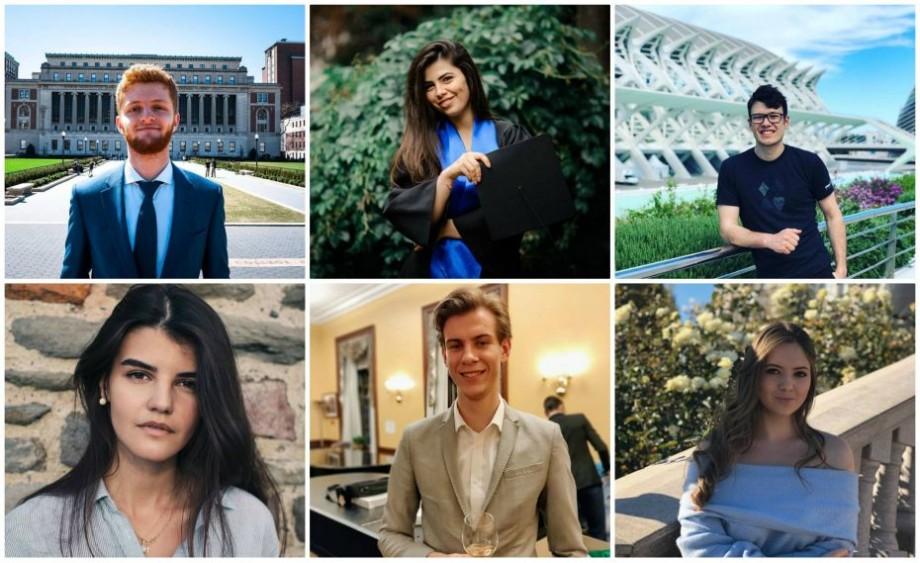 (foto) Ei sunt cei mai buni 28 de studenți moldoveni care își fac studiile în străinătate, în anul 2018