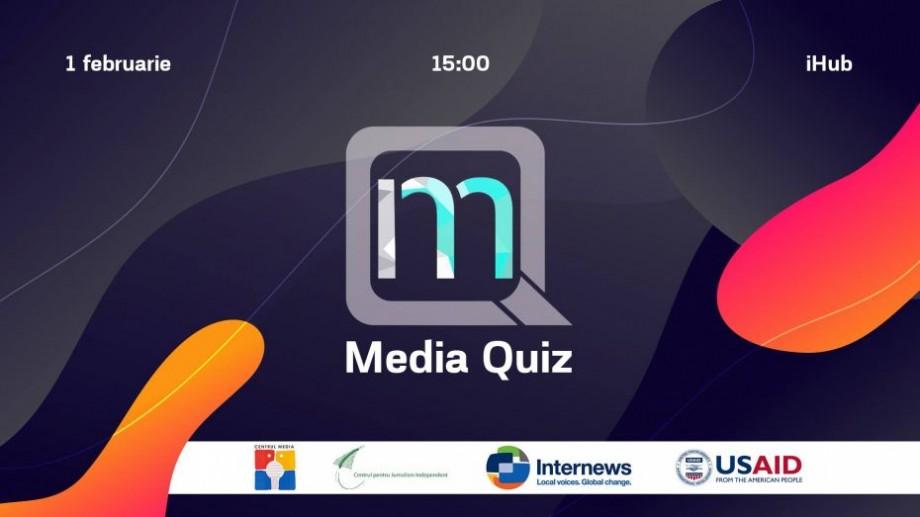 Primul Quiz de educație media va avea loc vineri, la Chișinău