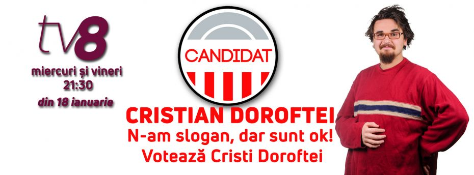 CRISTIAN DOROFTEI