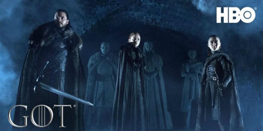 """(video) HBO a anunțat pe ce dată va fi lansată prima serie din ultimul sezon al serialului """"Game of Thrones"""""""