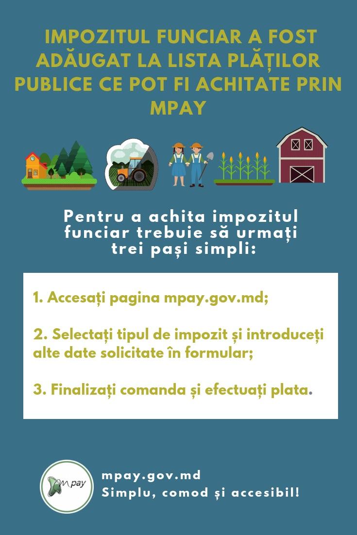 MPay_impozit funciar