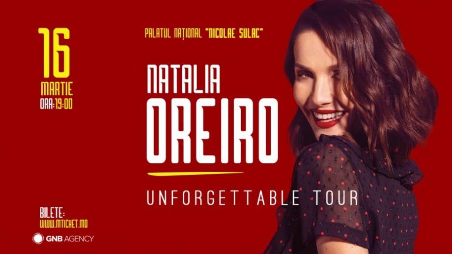 Natalia Oreiro vine pentru prima dată la Chișinău. Care este prețul biletelor