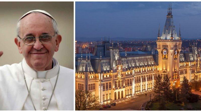 Catolicii din Moldova vor avea posibilitatea să-l vadă pe Papa Francisc. Acesta va vizita municipiul Iaşi