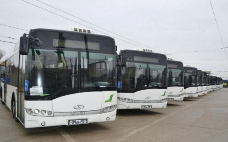Autoritățile din Chișinău vor procura peste 30 de autobuze noi. Pentru acestea au fost alocate 80 de milioane de lei