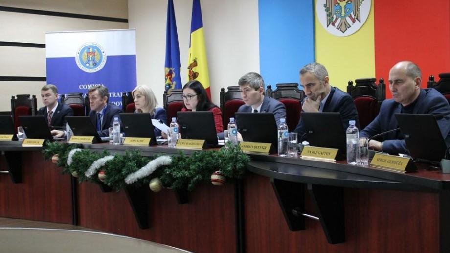 CEC a înregistrat primii concurenți electorali în circumscripția națională la alegerile parlamentare din 24 februarie