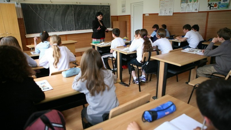 Elevii au revenit la școală. Când au următoarea vacanță