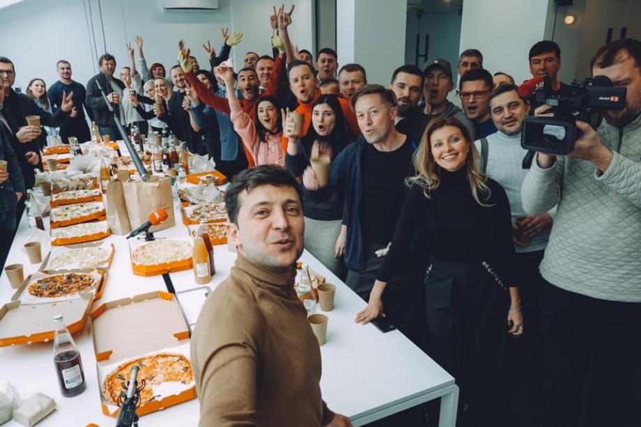 Comedianul ucrainean Vladimir Zelenskiy a confirmat că va candida la alegerile prezidențiale din Ucraina