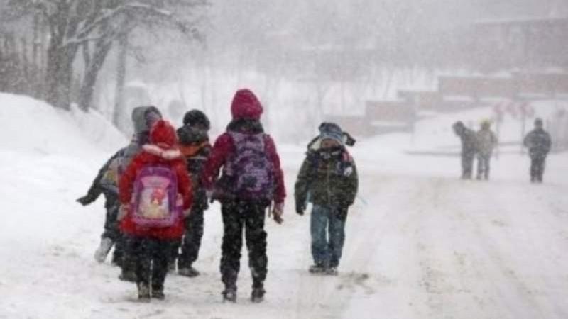 Peste două sute de copii nu au ajuns astăzi la școală din cauza condițiilor meteo