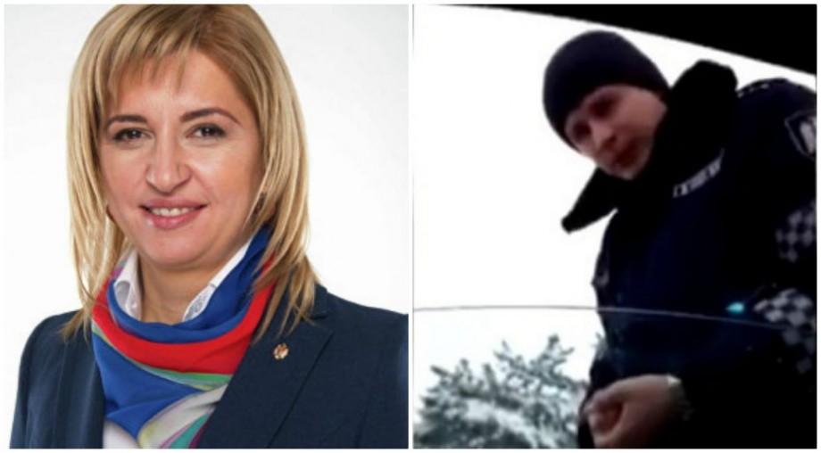 Bașcana Găgăuziei cere explicații de la MAI în privința polițistului care a refuzat să vorbească în rusă cu un șofer