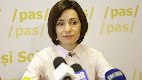 De ce Maia Sandu nu a candidat contra lui Plahotniuc la Nisporeni? Lidera PAS: Nu merită!