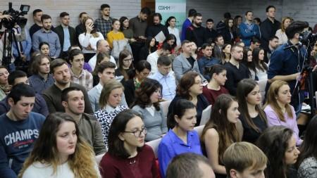 """Organizația pentru Dezvoltarea Sectorului Întreprinderilor Mici și Mijlocii a lansat înscrierile la Programul Național """"Start pentru tineri"""""""