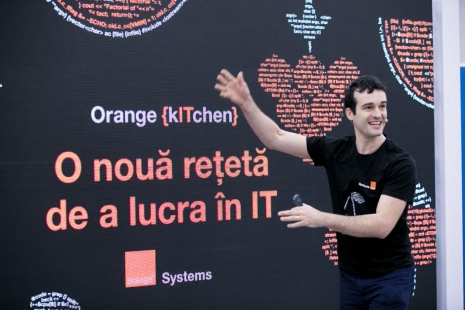(foto, video) Orange Systems inspiră comunitatea IT să guste din noua rețetă de a lucra în IT