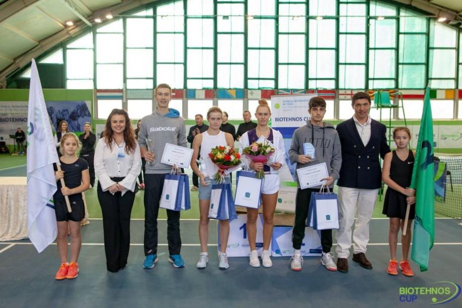 """(foto) """"Biotehnos Cup 2019"""" și-a desemnat câștigătorii. Cine sunt sportivii premiați"""