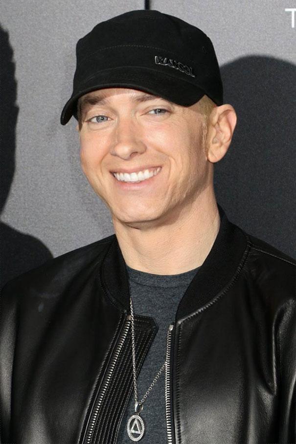 Eminem smile3