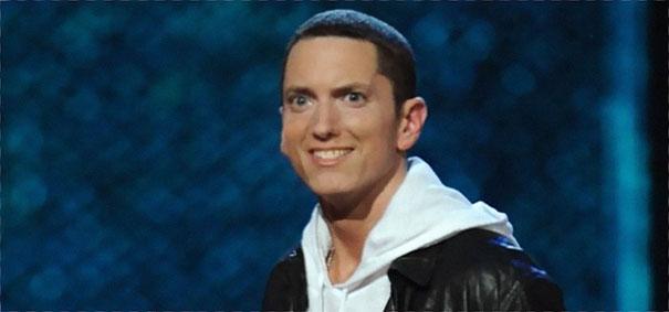 Eminem smile7