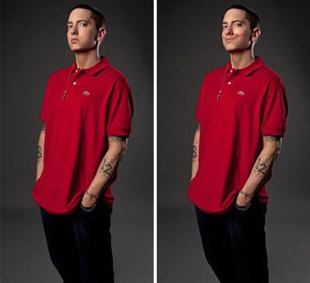 Eminem smile8