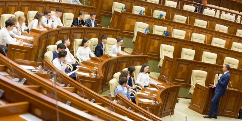 Parlamentul organizează un concurs video pentru tineri. Care sunt condițiile și cum poți participa